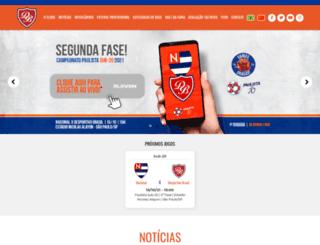 desportivobrasil.com.br screenshot