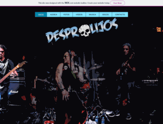 desprolijos.com screenshot
