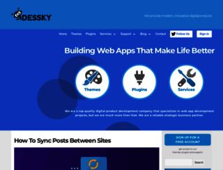 dessky.com screenshot