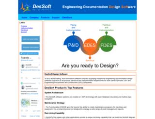dessoft.co.za screenshot