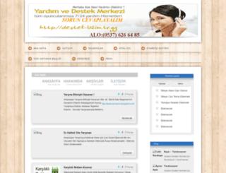 destek-lazim.tr.gg screenshot