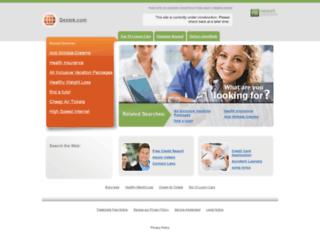 destek.com screenshot