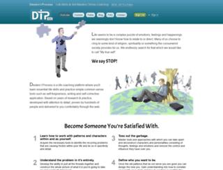 desteniiprocess.com screenshot