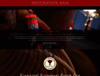 destination-asia.com screenshot