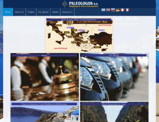 destination-greece.com screenshot