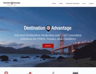 destinationadvantage.com screenshot