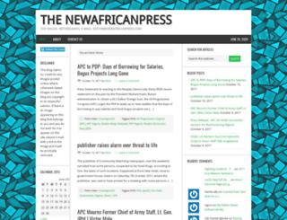 destinationnigeria.wordpress.com screenshot