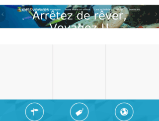 destinations-de-reves.fr screenshot
