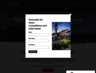 destinationwestport.com screenshot