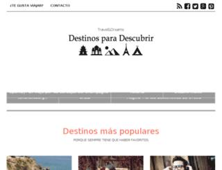 destinosparadescubrir.com screenshot