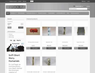 destock-plc.fr screenshot