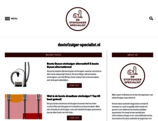 destofzuiger-specialist.nl screenshot