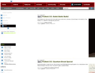 destructoid.libsyn.com screenshot