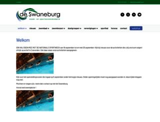 deswaneburg.nl screenshot