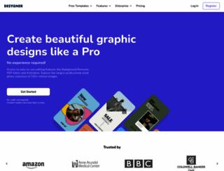 desygner.com screenshot