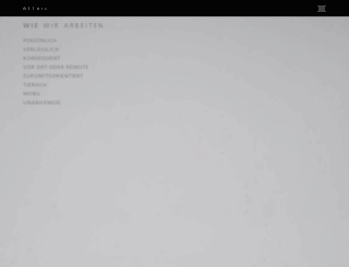 detailag.ch screenshot