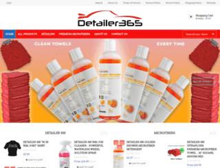 detailer365.com screenshot