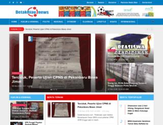 detakriaunews.com screenshot
