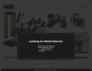 detect.com.my screenshot