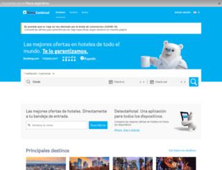 detectahotel.com.ar screenshot