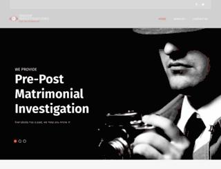 detectiveservicesinmumbai.com screenshot