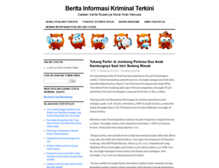 detektifromantika.wordpress.com screenshot