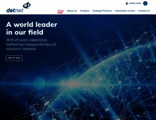 detnet.com screenshot