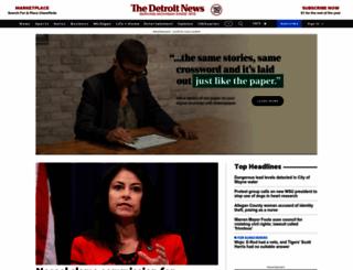 detnews.com screenshot