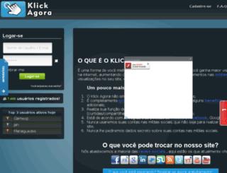 detonalink.com.br screenshot