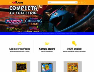 detoute.com screenshot