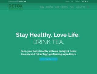 detox-supreme-tea.com screenshot