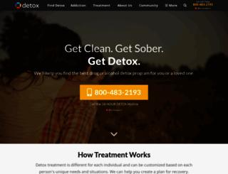 detox.com screenshot