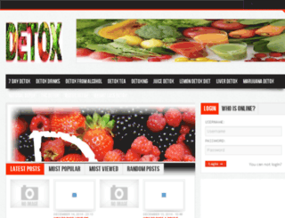 detoxsing.com screenshot