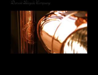 detroitbicyclecompany.com screenshot