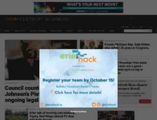 detroitmakeithere.com screenshot