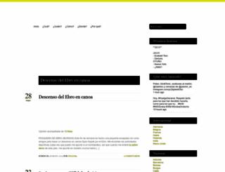 deturisteo.com screenshot