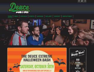 deucepub.com screenshot