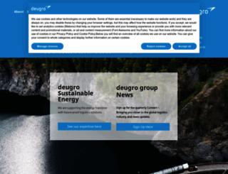 deugro.com screenshot