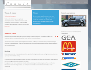 deurrubbers.nl screenshot