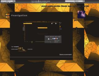 deus-machina.dreamwidth.org screenshot