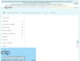 deus.pl screenshot