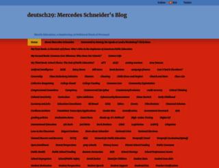deutsch29.wordpress.com screenshot