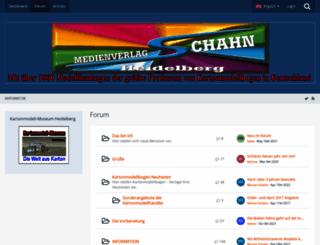 deutsches-kartonmodell-forum.de screenshot
