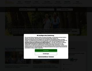 deutsches-seniorenportal.de screenshot