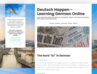 deutschhappen.com screenshot
