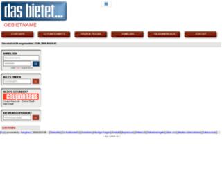 deutschland-bietet.de screenshot