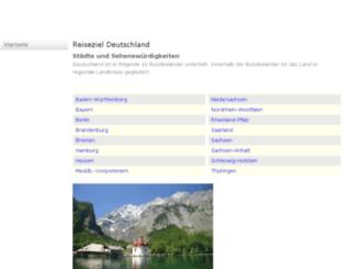 deutschland-d.de screenshot