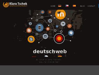 deutschweb.net screenshot