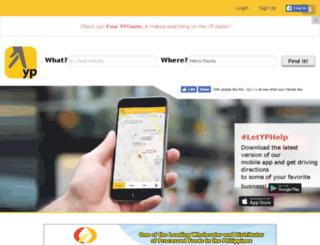 dev-2.yellow-pages.ph screenshot