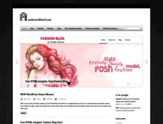 dev.andreasviklund.com screenshot